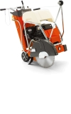 "18"" WALK BEHIND CONCRETE FLOOR SAW 13HP 6 3/4"" CUTTING DEPTH"