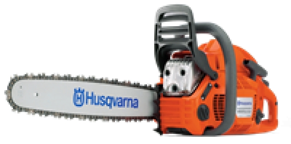 "445 CHAIN SAW W/18"" BAR"