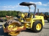 "54"" VIBRATING ROLLER DIESEL PADFOOT"