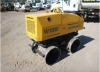 "34"" TRENCH PADFOOT ROLLER WITH REMOTE"