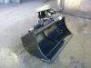"36"" TRENCHING BUCKET/WRIST MINI 35"