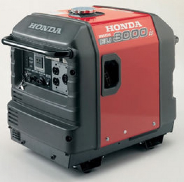 3000 WATT LOW NOISE GENERATOR - HONDA