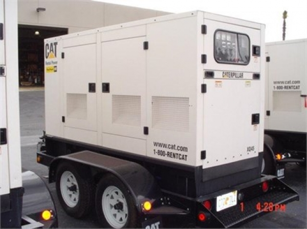 CAT 41KW GENERATOR POWER PLANT