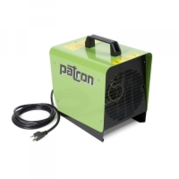 1500 WATT PATRON ELECTRIC HEATER 110V 15AMP