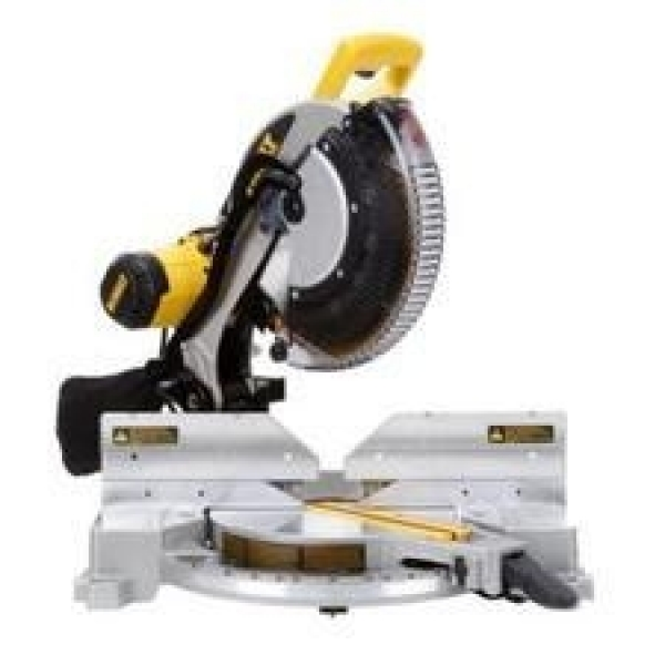 "12"" CHOP SAW (DEWALT) - PLUS BLADE 110V"