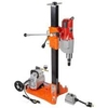 "1 1/2 - 8"" CORE DRILLING MACHINE WITH STAND"