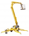 TOWABLE MANLIFT 45/27A ELECTRIC