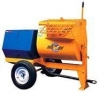 STUCCO MIXER 6 CU.FT GAS