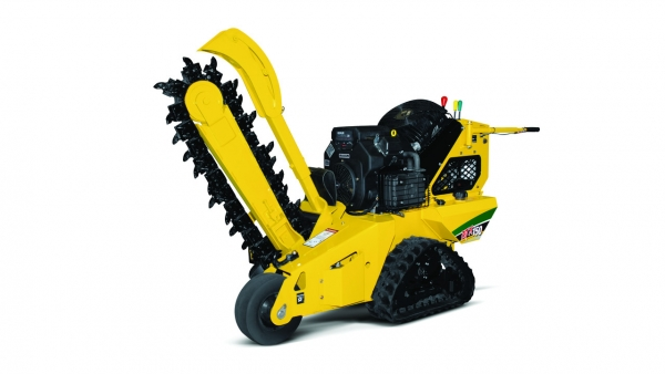 VERMEER RTX 250 TRENCHER /TRACK 48""