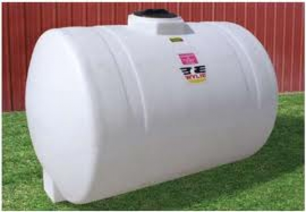 500 GAL. POLY WATER TANK