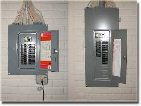 100 AMP ELECTRICAL SERVICE